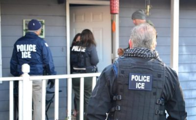 ICE ARRESTS INCREASE AS DREAMERS DEADLINE PASSES